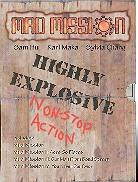 Mad Mission Collection (4 DVD)