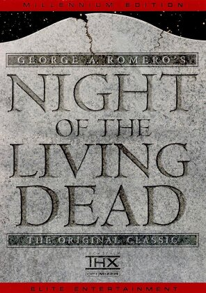 Night of the living dead (1968) (Millennium Edition)