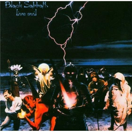 Black Sabbath - Live Evil (Remastered)