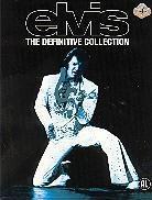 Elvis Presley - The definitive collection (4 DVDs)