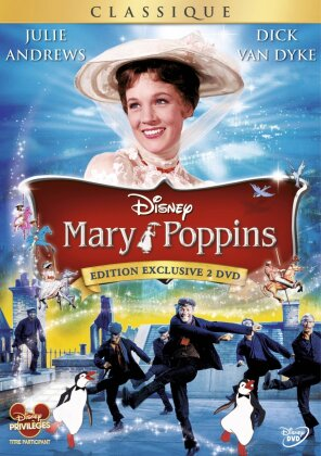 Mary Poppins (1964) (Special Edition, 2 DVDs)
