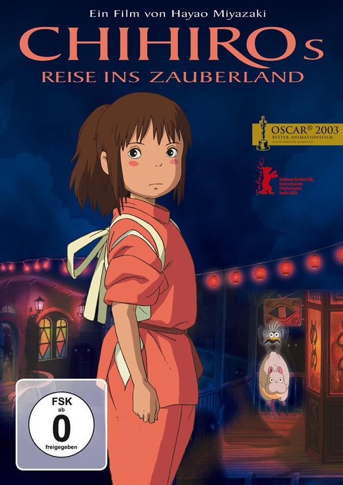 Chihiros Reise ins Zauberland (2001)