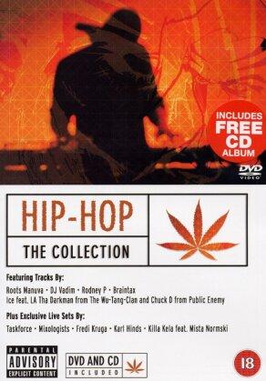 Various Artists - Hip Hop - Collection (DVD + CD)