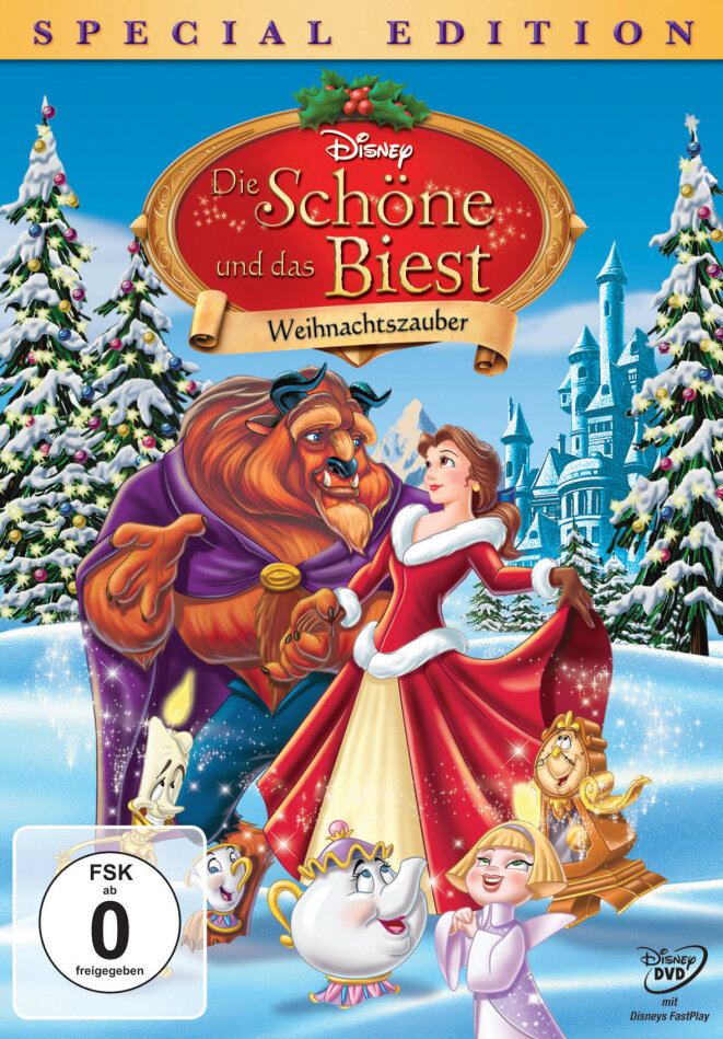 Die Schöne und das Biest - Weihnachtszauber (Special Edition)