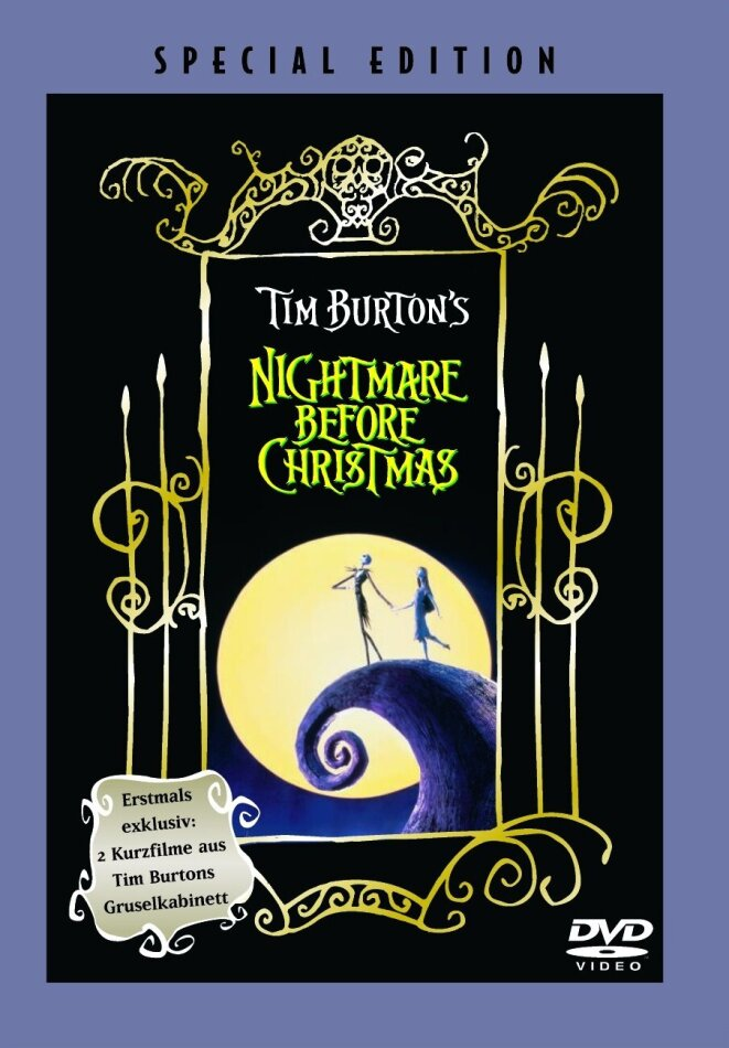 Nightmare before Christmas (1993) (Special Edition)