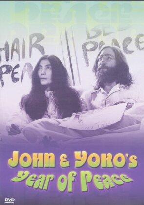 John Lennon & Yoko Ono - John & Yoko's Year of Peace