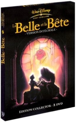 La Belle et la Bête (1991) (Version Intégrale, Collector's Edition, 2 DVDs)
