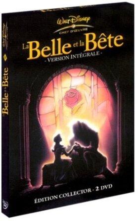 La Belle et la Bête (1991) (Version Intégrale, Édition Collector, 2 DVD)