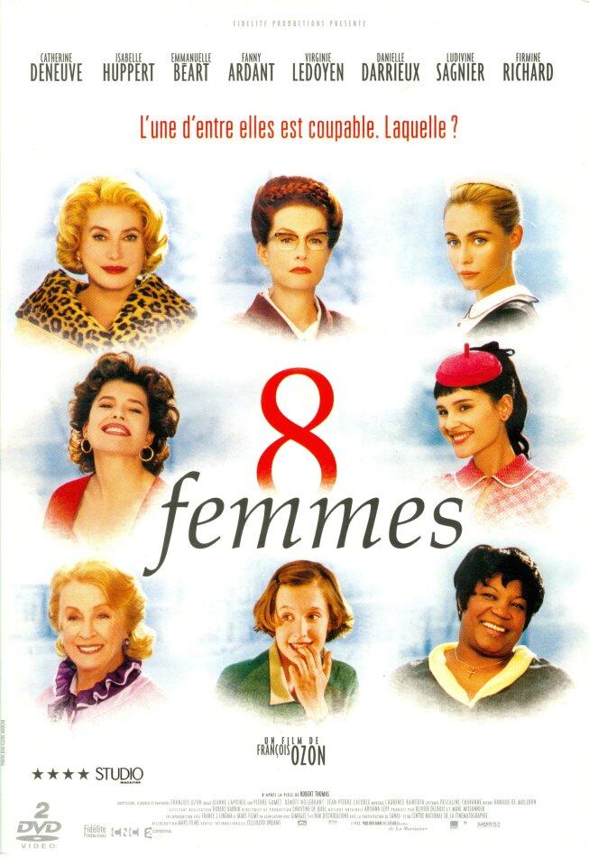 8 Femmes (2002) (2 DVDs)