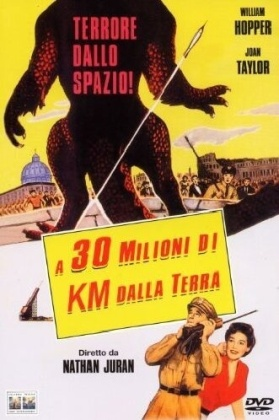 A 30 milioni di chilometri dalla terra (1957)