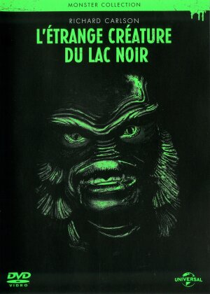 L'etrange créature du lac noir (1954) (Monster Collection, s/w)