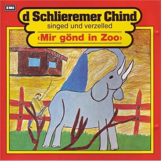 D'Schlieremer Chind - Mir Gönd In Zoo 1