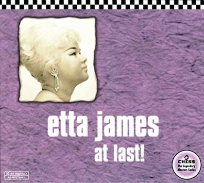 Etta James - At Last - Chess Edition