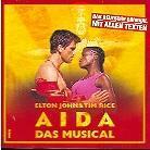 Elton John & Tim Rice - Aida (Musical) - OST (CD)