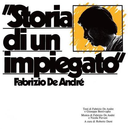 Fabrizio De Andre - Storia Di Un Impiegato (Remastered)