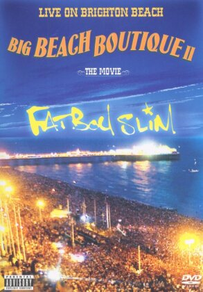 Fatboy Slim - Big beach boutique 2 - Live on Brighton beach