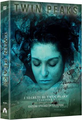 Twin Peaks - Stagione 1 (Collector's Edition, Special Edition, 4 DVDs)