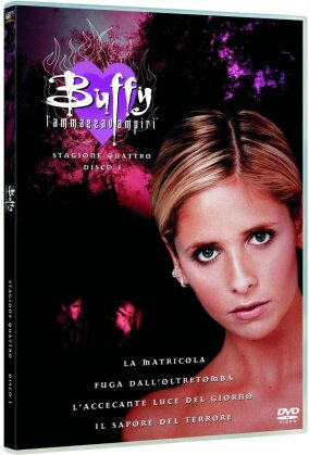 Buffy: stagione 4 - Episodi 1-11 (Box, 3 DVDs)