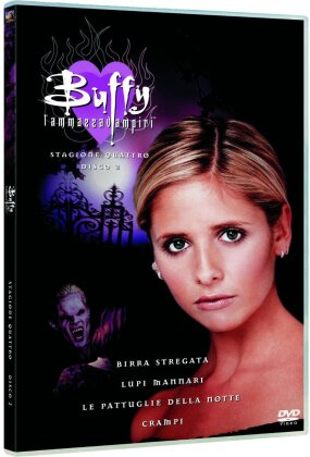 Buffy: stagione 4 - Episodi 12-22 (Box, 3 DVDs)