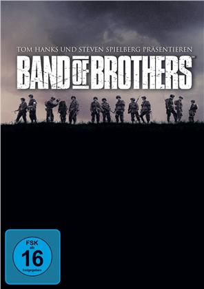 Band of Brothers - (FSK 16) (6 DVDs)