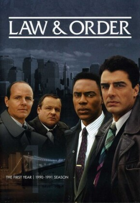 Law & Order - The First Year (6 DVD)