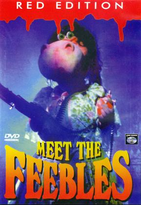 Meet the Feebles (1989) (Red Edition, Uncut)
