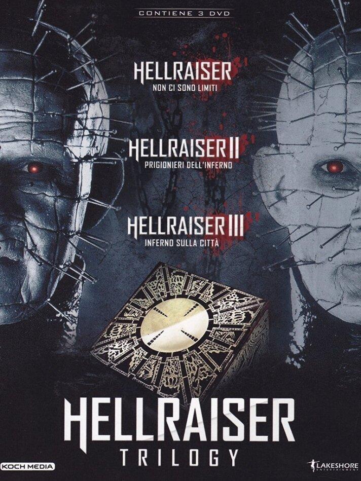 Hellraiser Trilogy (3 DVDs)