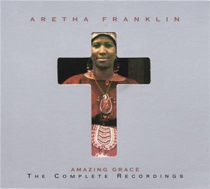 Aretha Franklin - Amazing Grace - Complete Recordings (2 CDs)