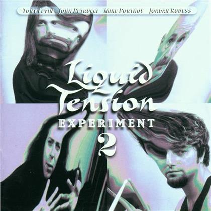 Liquid Tension Experiment - 2