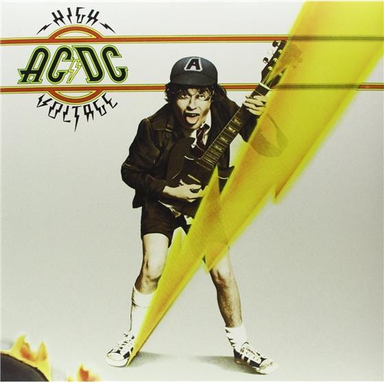 AC/DC - High Voltage (Remastered)