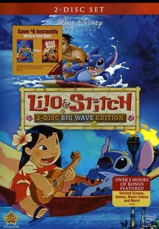 Lilo & Stitch (2002) (Edizione Speciale, 2 DVD)