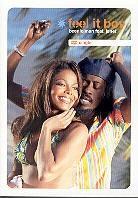 Beenie Man & feat. Janet Jackson - Feel it boy (Single)