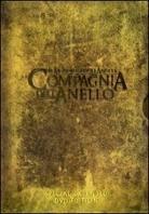 Il signore degli anelli - La compagnia ... (2001) (Box, Extended Edition, 4 DVDs)