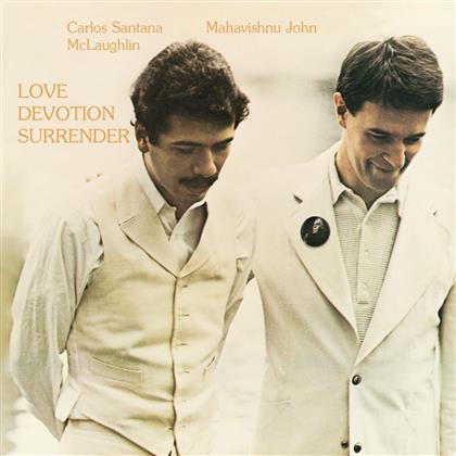 Santana/Mc Laughlin - Love Devotion Surrender