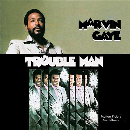 Marvin Gaye - Trouble Man - OST (CD)