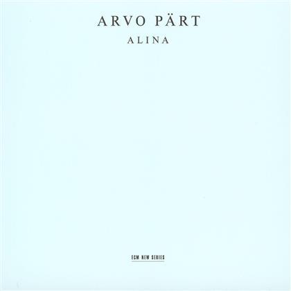 Arvo Pärt (*1935) & Arvo Pärt (*1935) - Alina - Für Alina, Spiegel Im Spiegel