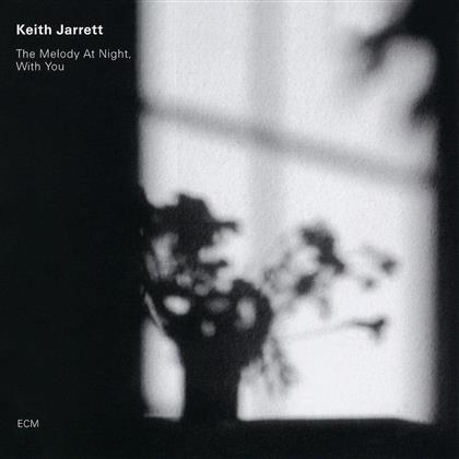 Keith Jarrett - Melody At Night With You