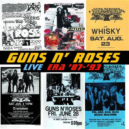 Guns N' Roses - Live Era (1987-1993) (2 CDs)