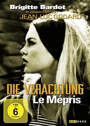 Die Verachtung - Le mépris (1963) (Arthaus)