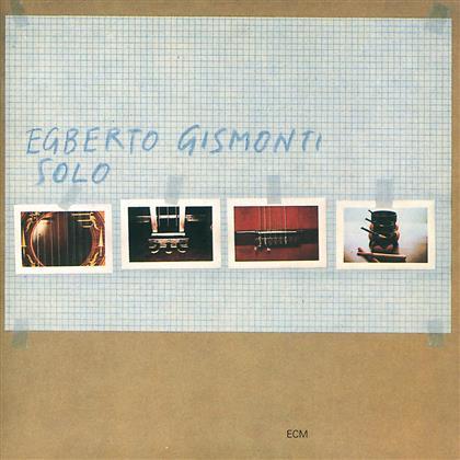 Egberto Gismonti - Solo