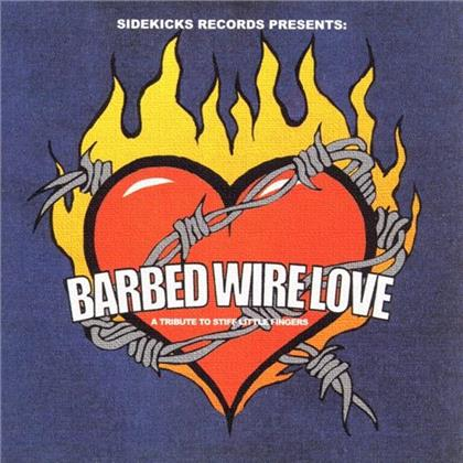 Barbed Wire Love - Love Stiff Little Finger