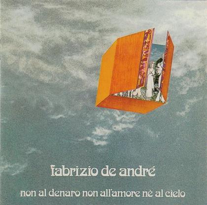 Fabrizio De Andre - Non Al Denaro Non All'Amore Nè Al Cielo (Reissue, Remastered)