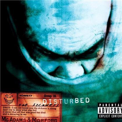Disturbed - Sickness - 17 Tracks