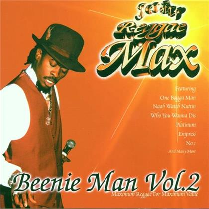 Beenie Man - Reggae Max 2