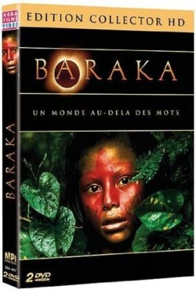 Baraka (1992) (Edition Collector HD, 2 DVDs)