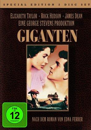 Giganten (1956) (Special Edition, 3 DVDs)