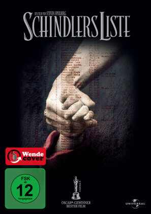 Schindlers Liste (1993) (s/w, 2 DVDs)