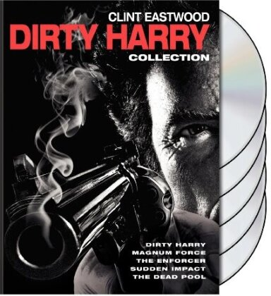 Dirty Harry Collection (Collector's Edition, 6 DVDs)