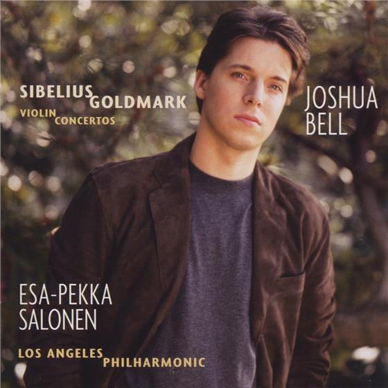 Jean Sibelius (1865-1957), Esa-Pekka Salonen (*1958), Joshua Bell & Los Angeles Philharmonic - Violinkonzerte
