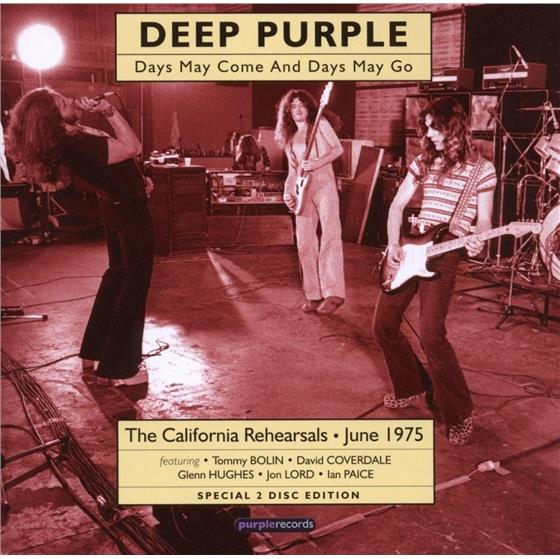 Deep Purple - Days May Come Days May Go